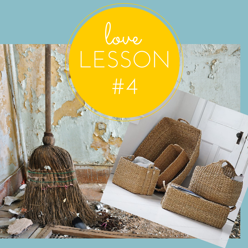 love lesson #4 my french twist