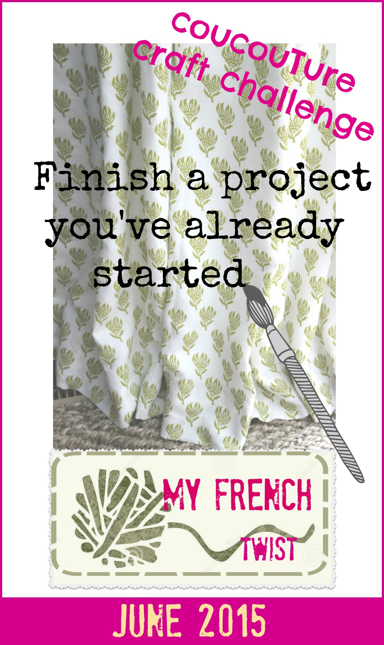 june challenge mu french twist