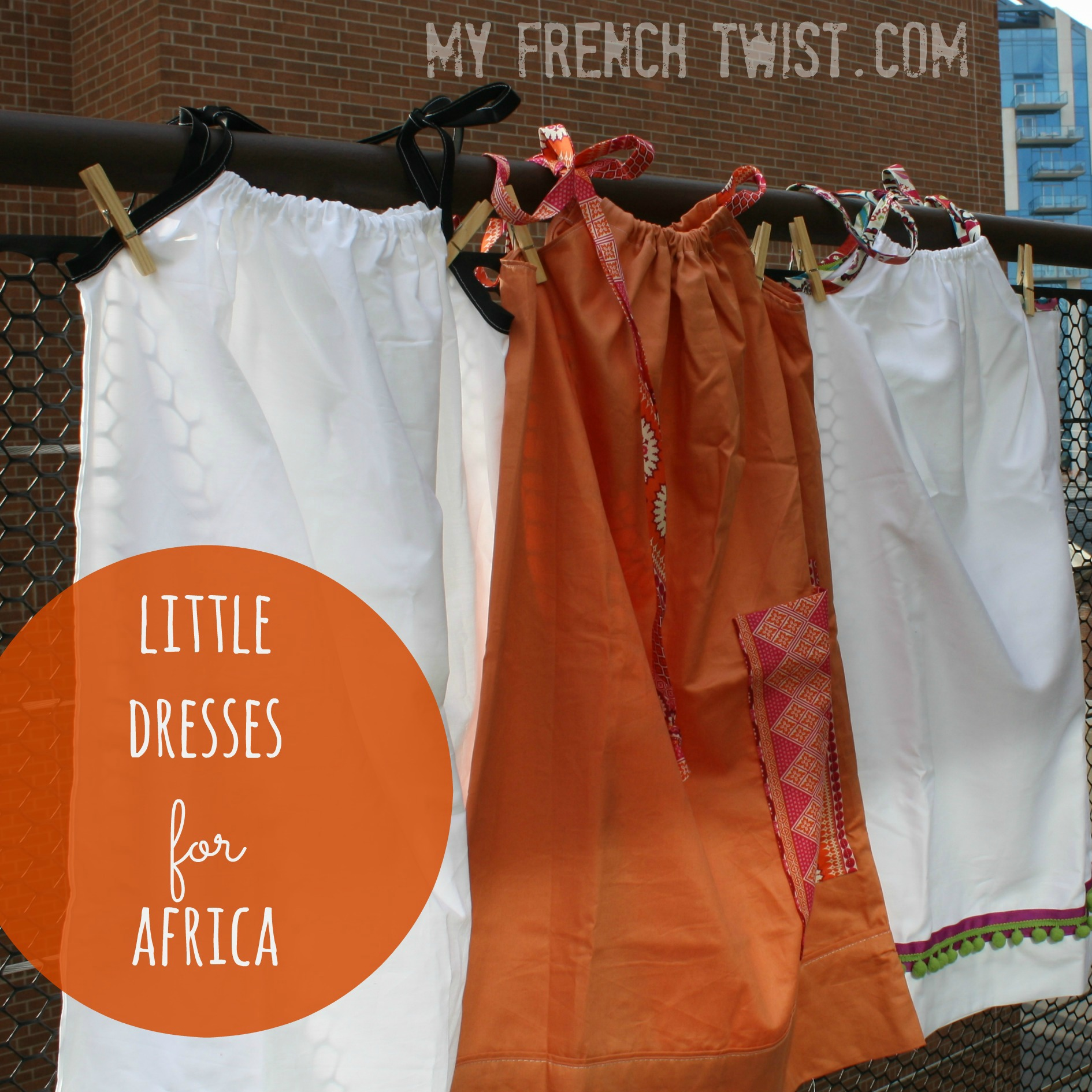 little dresses for africa - myfrenchtwist.com