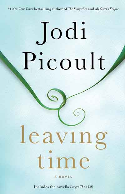 leaving time book review - myfrenchtwist.com