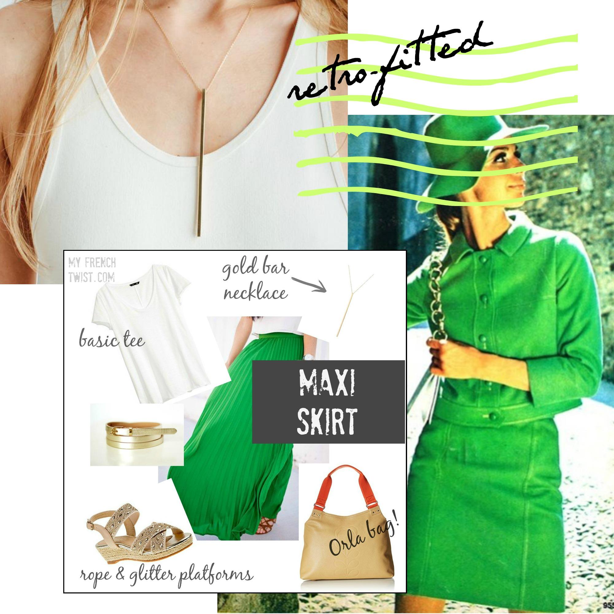 retrofitted - shades of green - myfrenchtwist.com