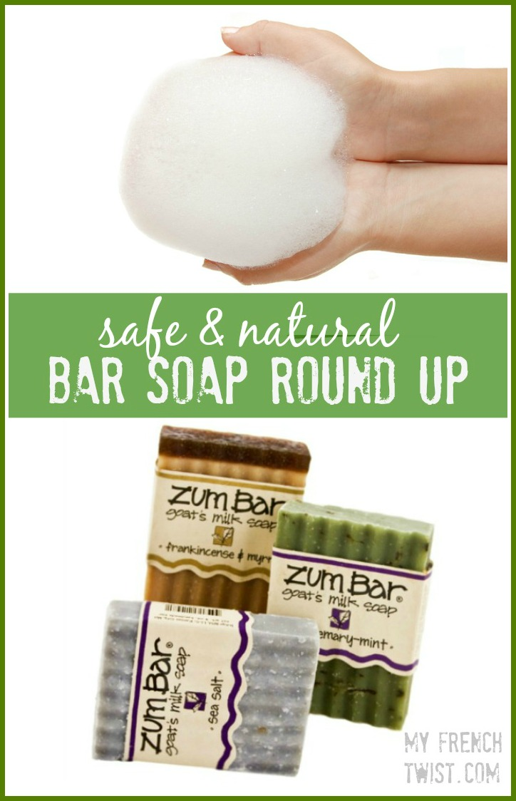 bar soap roundup - myfrenchtwist.com