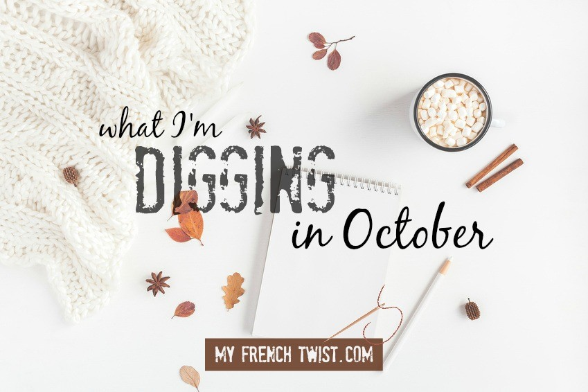 digging in october - myfrenchtwist.com