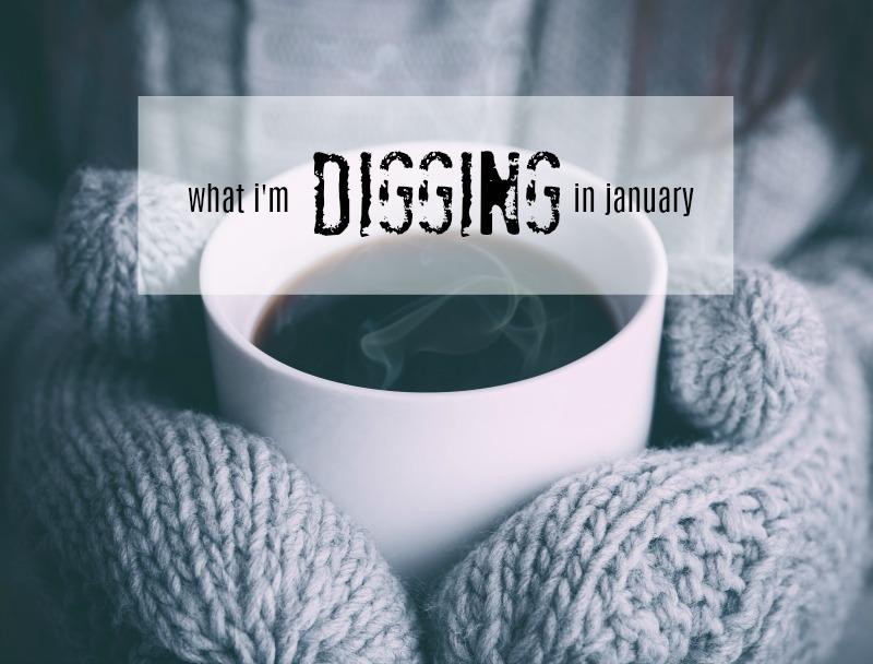 digging in january